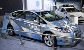 Hybrid technology to fill autos gap as diesel damaged by VW scandal