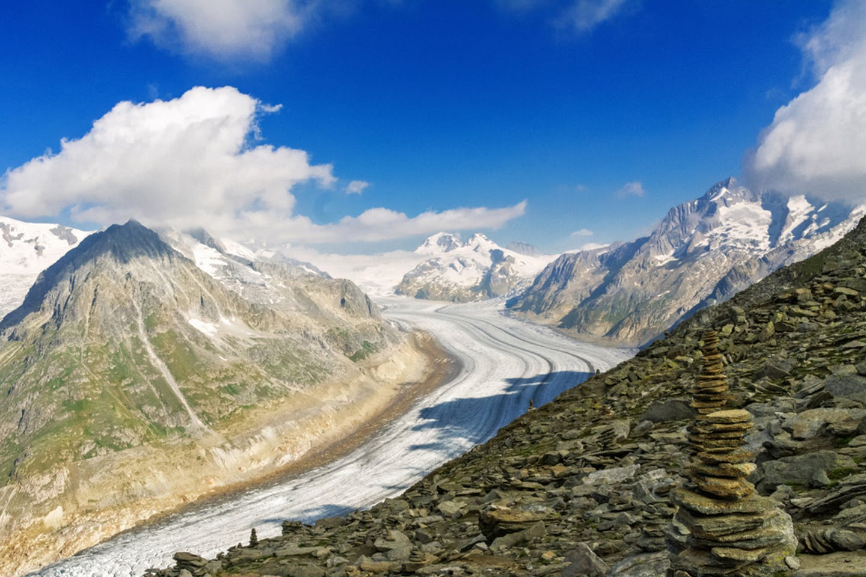 swiss alps dams