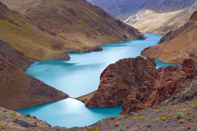 qinghai tibetan plateau