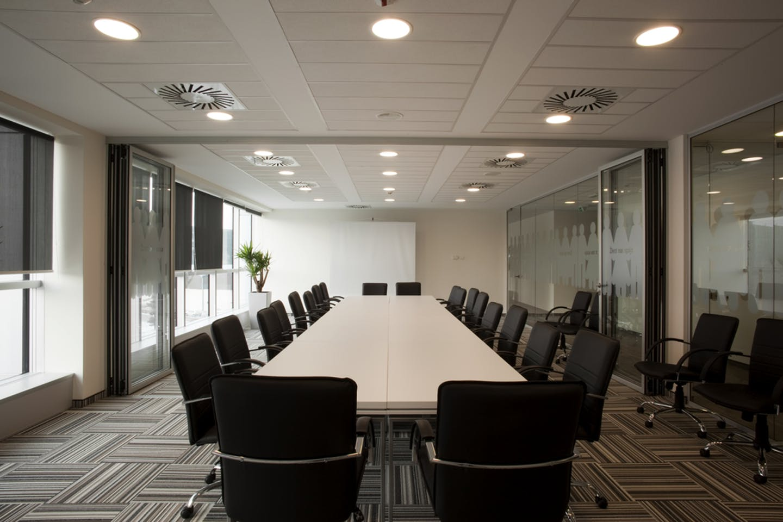 boardroom view