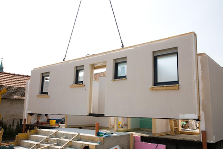 prefab housing oz