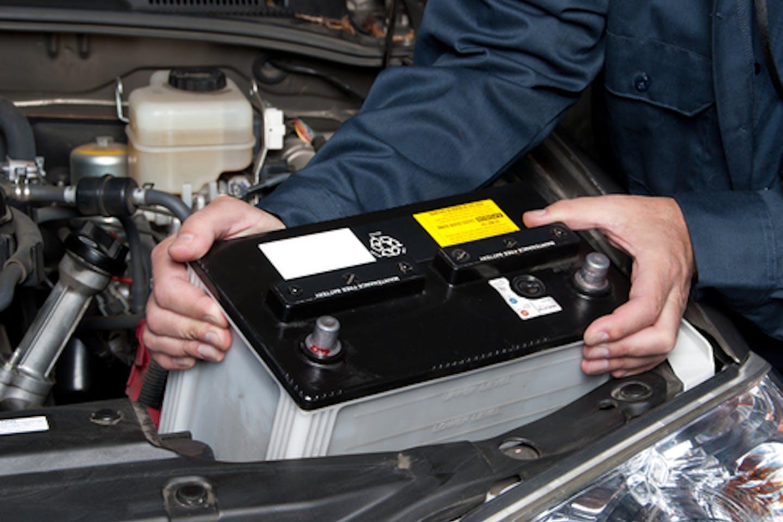 car battery