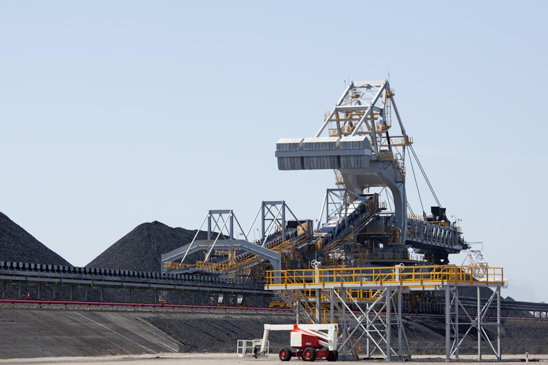 coal australia nsw