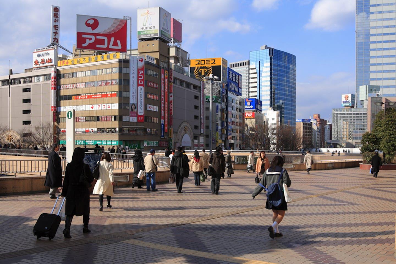 sendai city japan