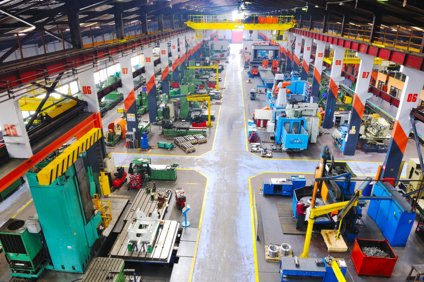 factory supply chain