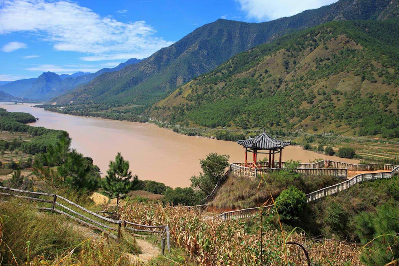 yunnan yangtse river