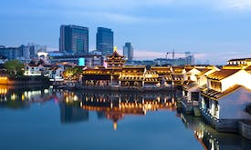 Suzhou wins the 2014 Lee Kuan Yew World City Prize