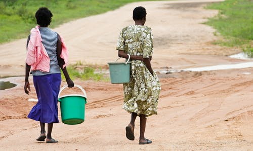 Water can exacerbate inequality—or it can help solve it