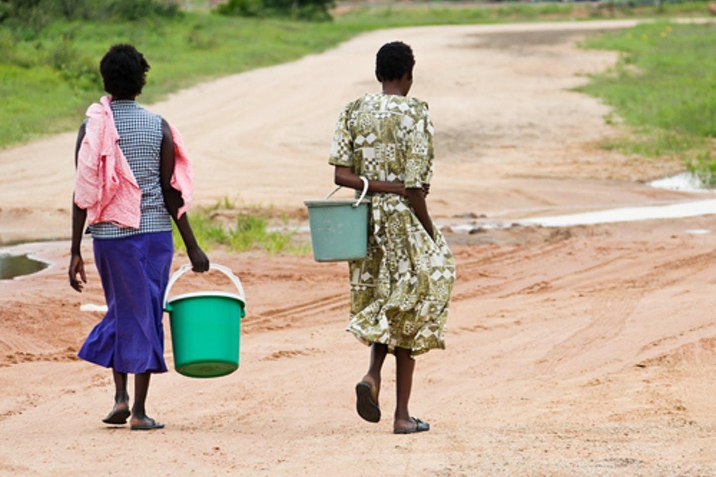Africa water scarcity