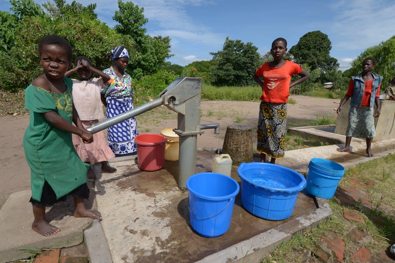 malawi drought