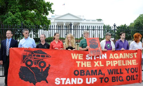Obama shouldn't rewrite history on the Keystone XL oil pipeline