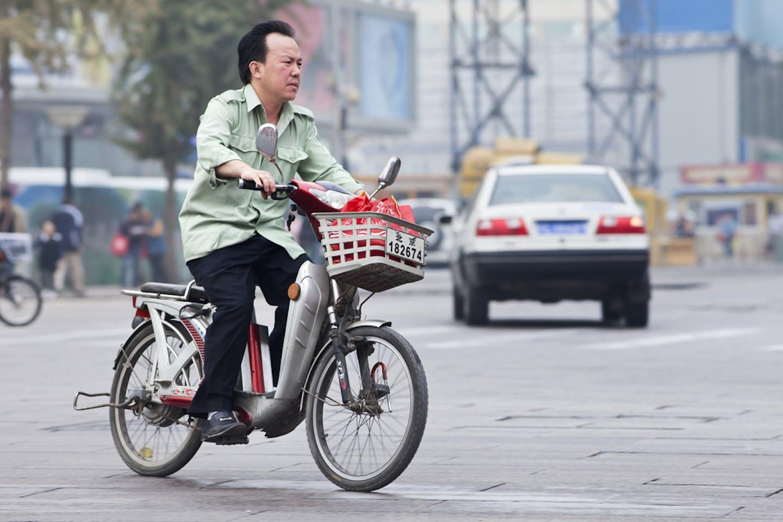 electric bike beijing