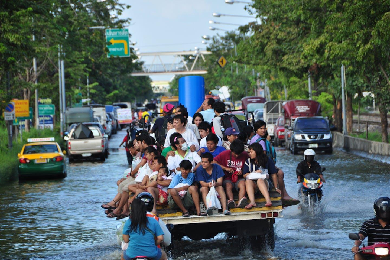youth flood