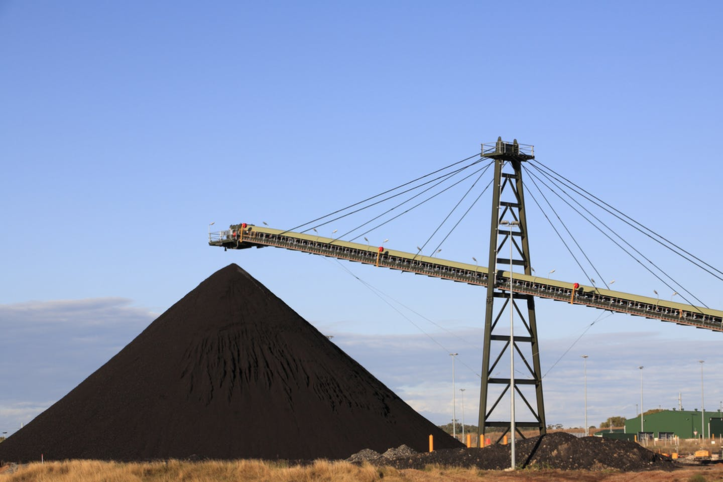 coal mountain australia