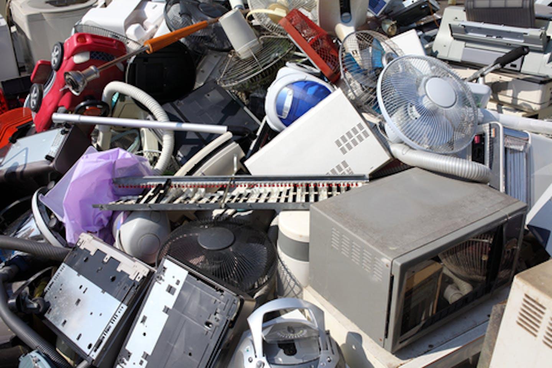 electronics waste appliances