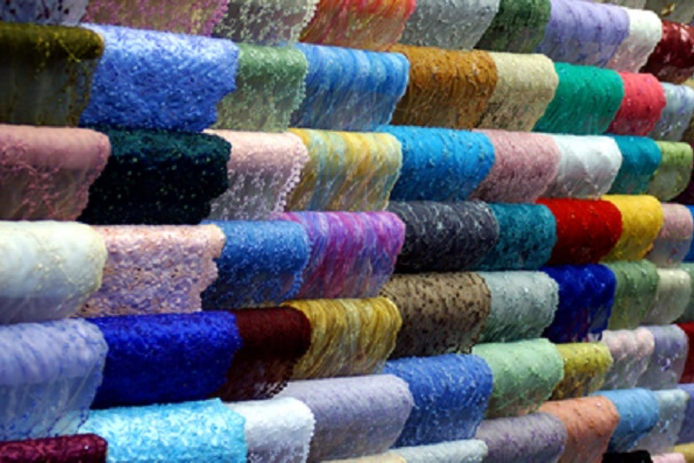 india textile industry export LA
