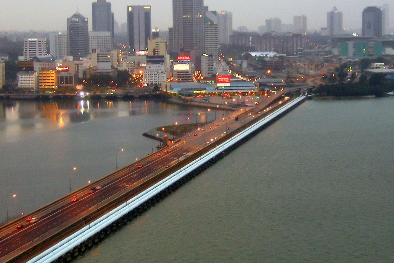 Singapore-Johor Causeway