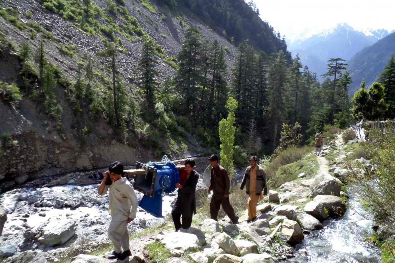 north pakistan hydro