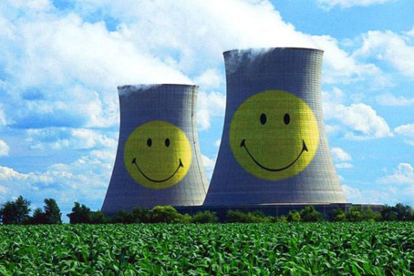 Nuclear power benefits