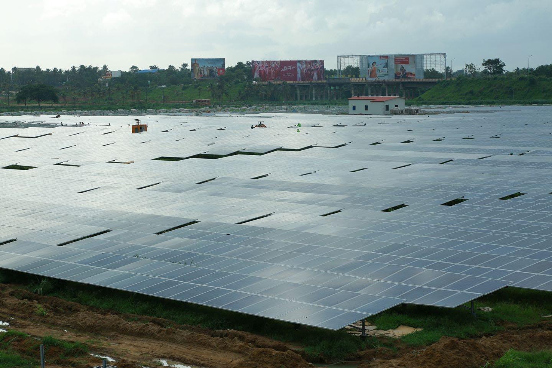 solar cochin airport