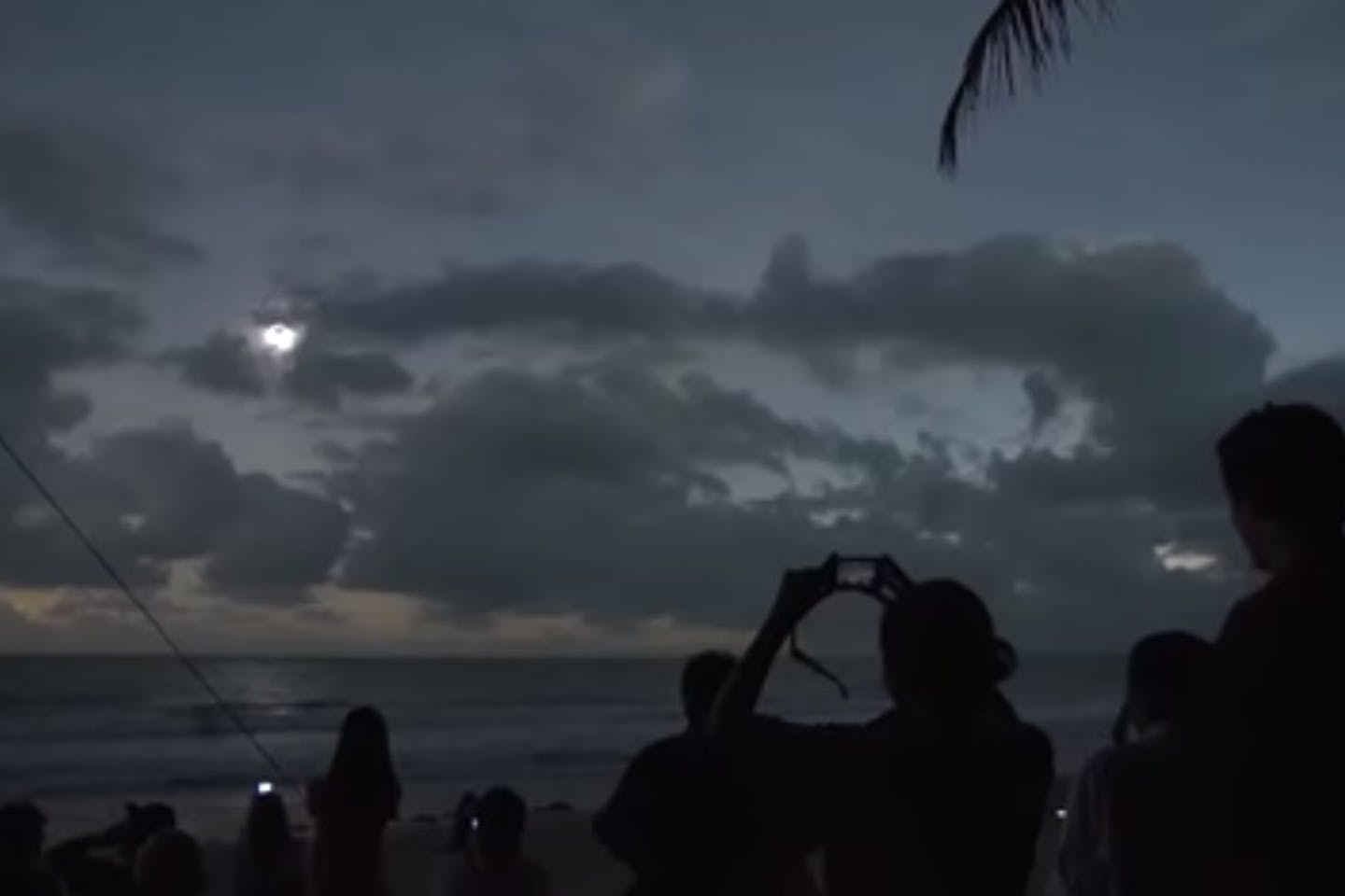 solar eclipse panasonic