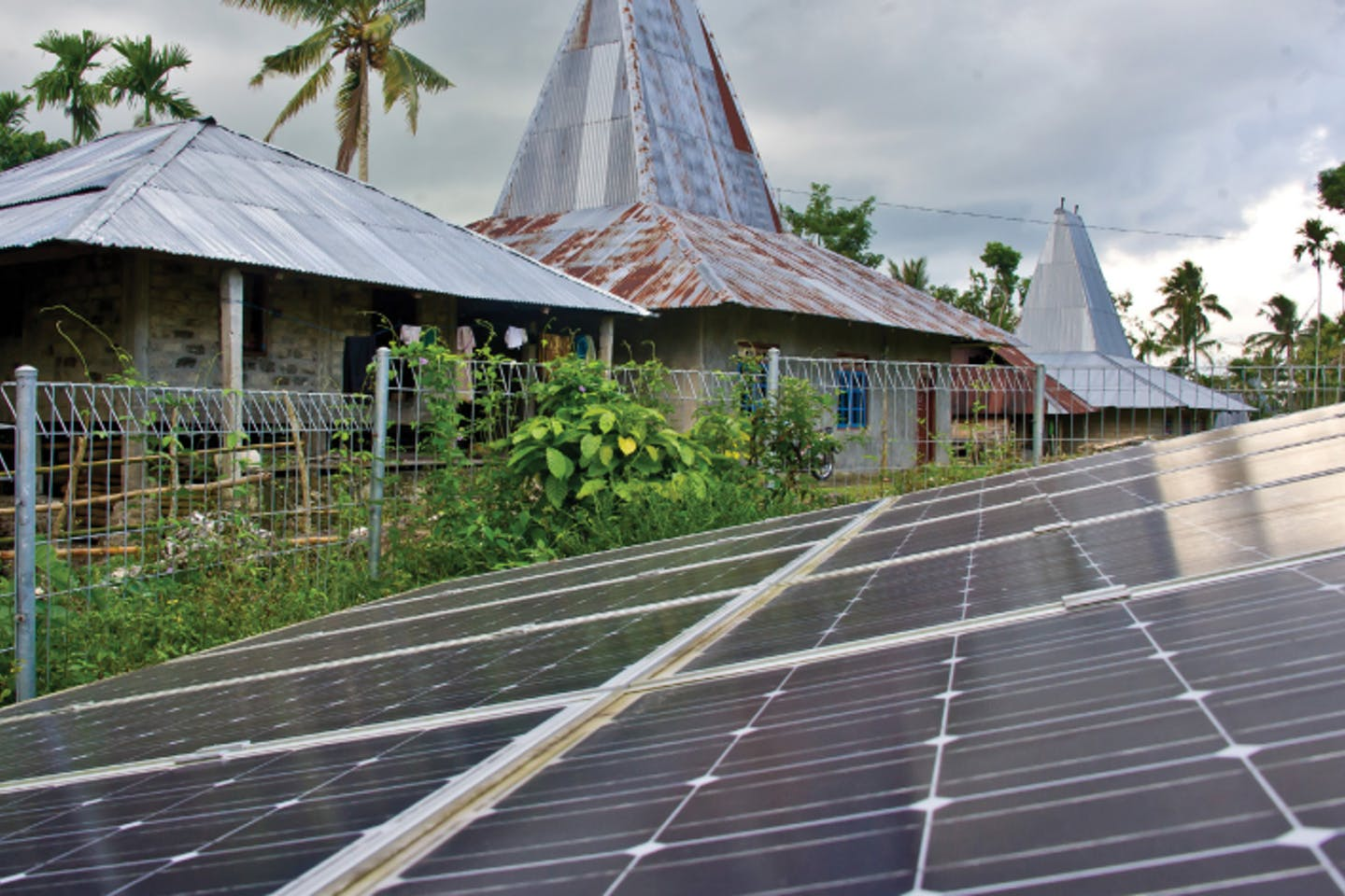 Solar energy in Southeast Asia