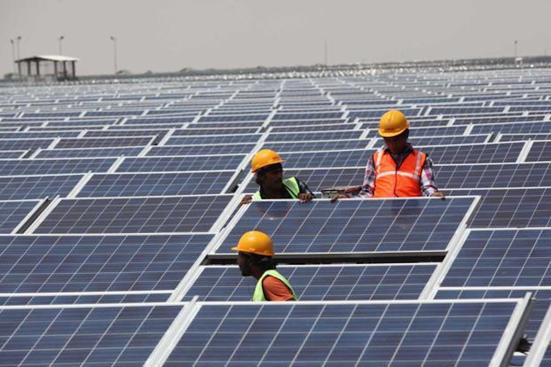 solar india expansion