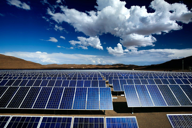 ABB solar PV plant
