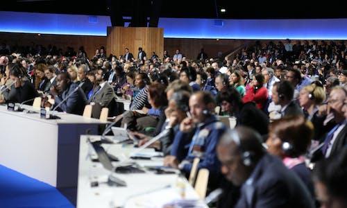 Tension heats up as Paris talks enter home stretch