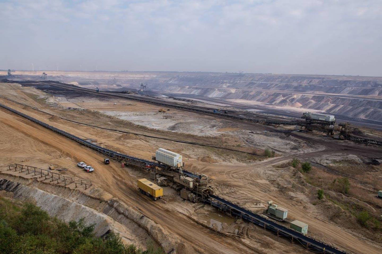 Garzweiler opencast mine