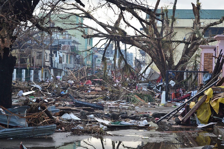 Cyclone Haiyan Tacloban1
