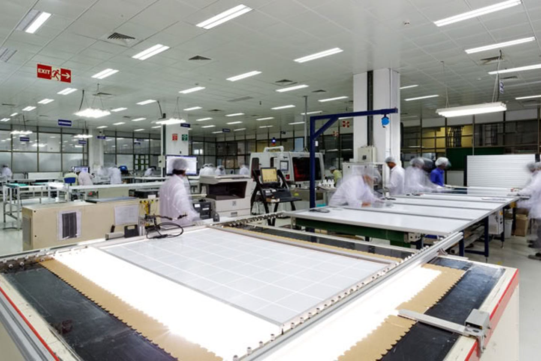 solar manufacturing india