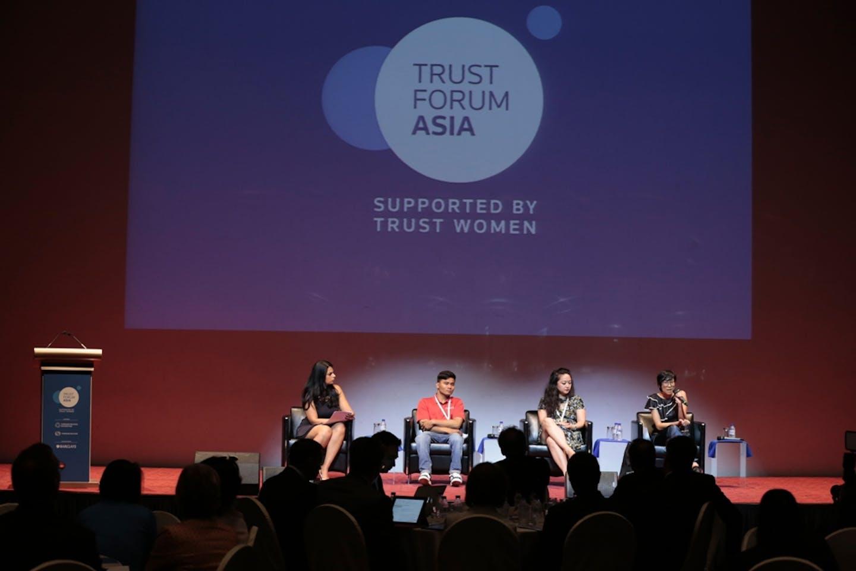 Trust Forum Asia 2016