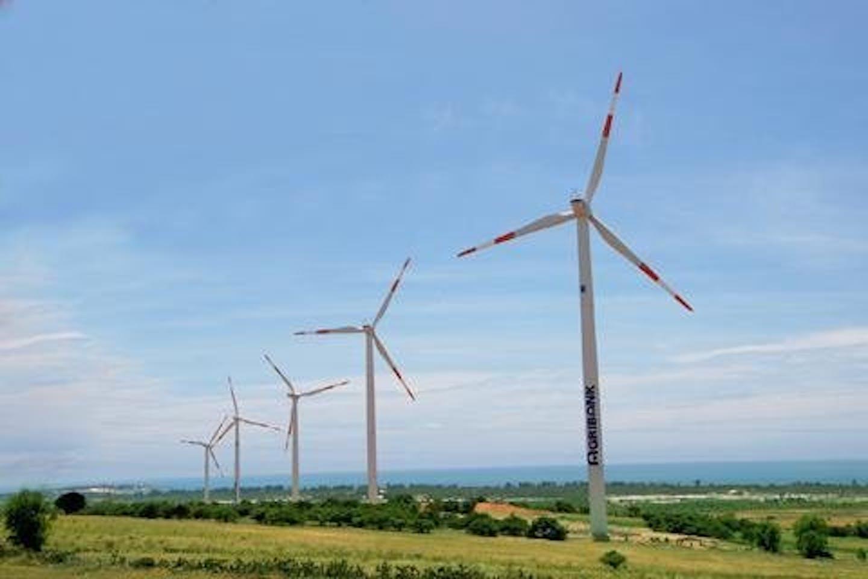 Vietnam wind power
