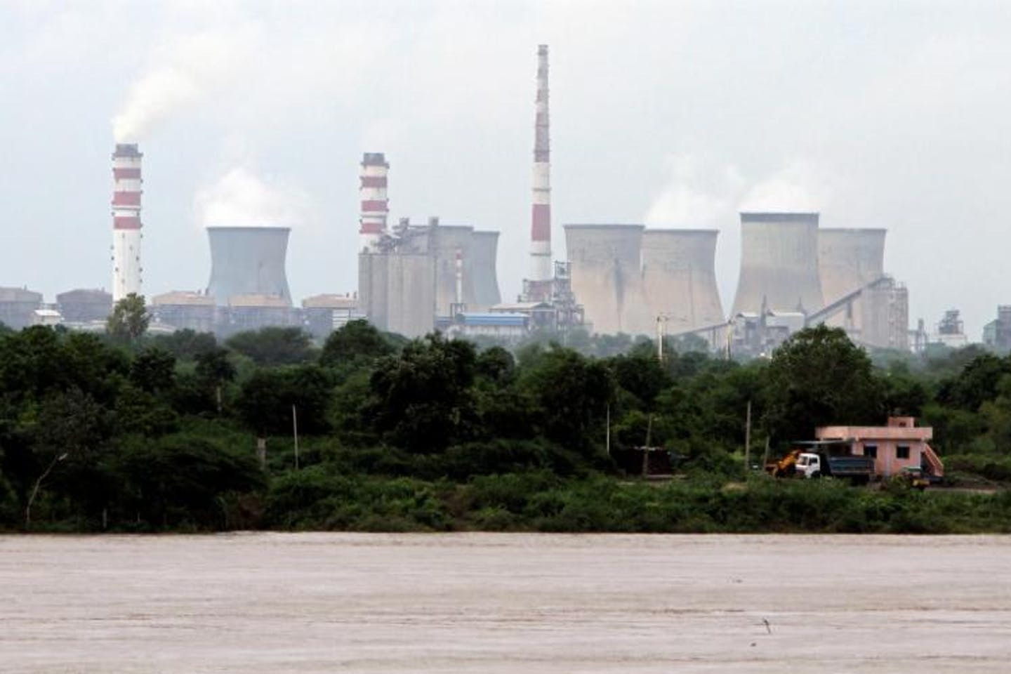thermal plant in India