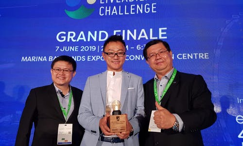 Sustainable plant protein wins The Liveability Challenge 2019