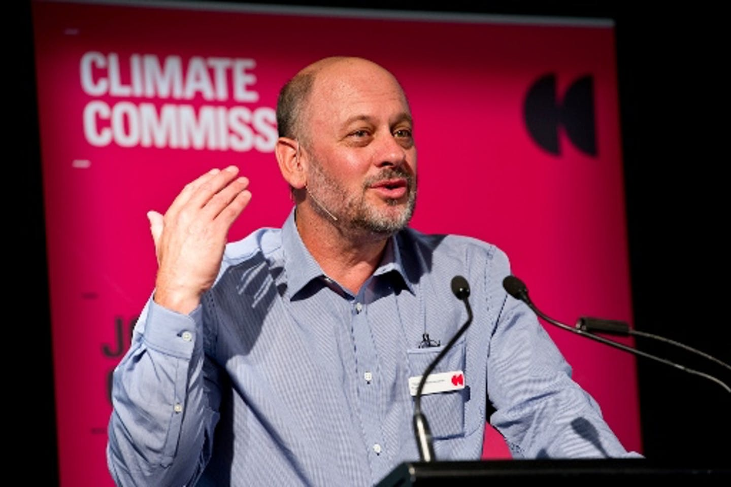 Australia's Climate Commission chief Tim Flannery