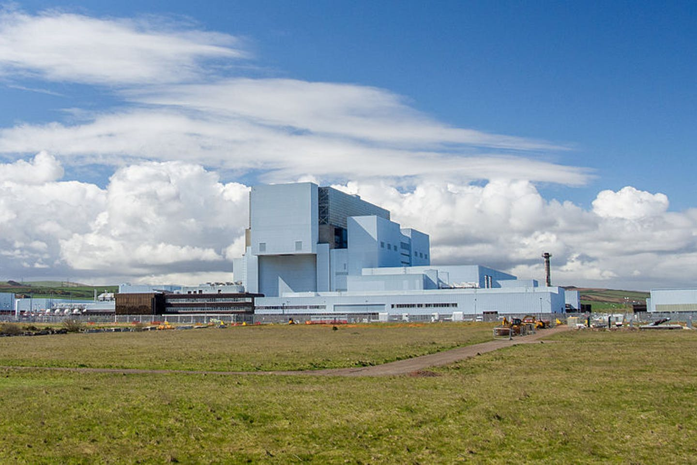 nuclear power plant scotland