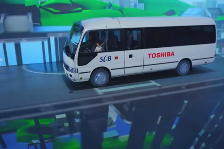 toshiba bus