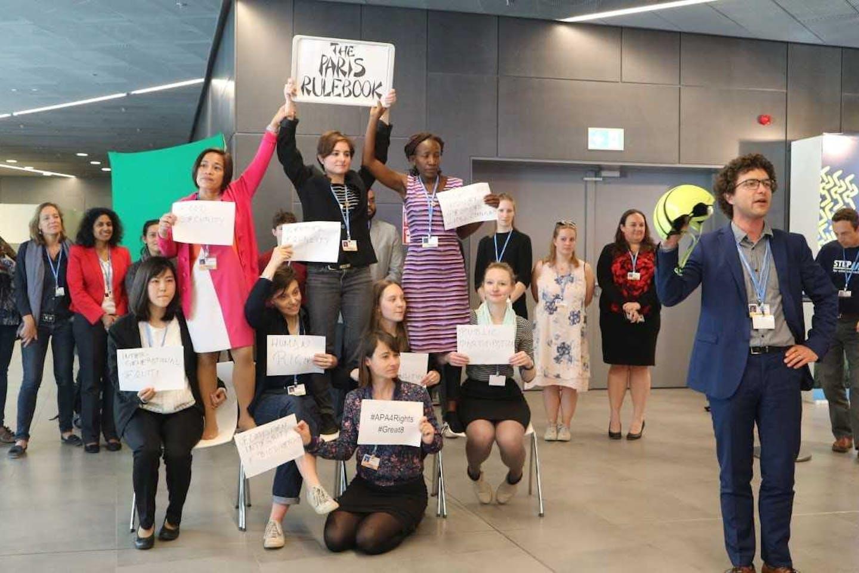 Civil society in Bonn