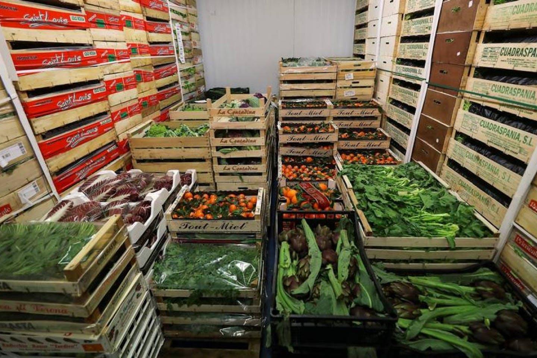 wholesale market in London