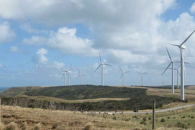 vestas turbine