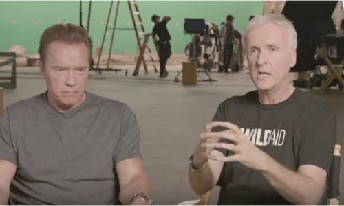 """""""Less meat, less heat:"""" Arnold Schwarzenegger, James Cameron call for less meat consumption to combat climate change"""