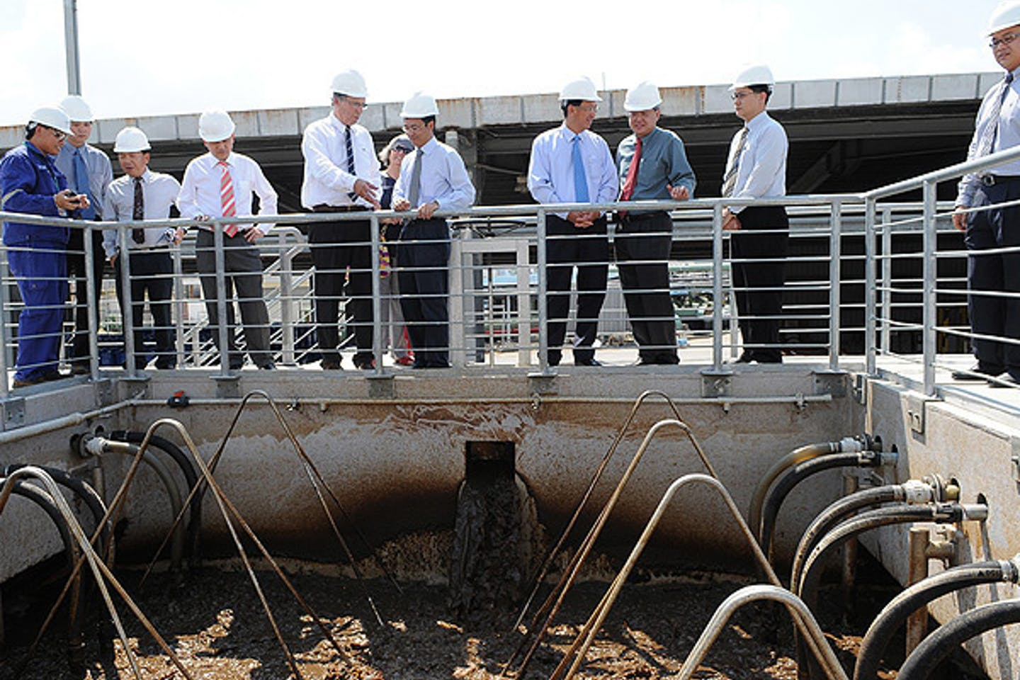 Sembcorp wastewater