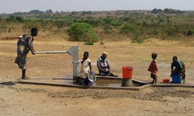 UN: Water holds key to sustainable development
