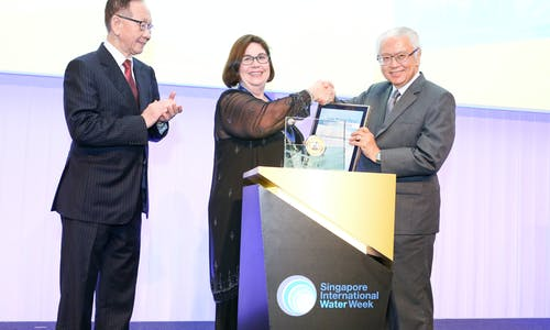 Lee Kuan Yew Water Prize: The journey to water sustainability
