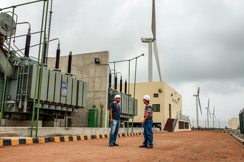 pakistan thatta wind farm