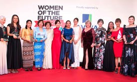 Women in Asia changing the future