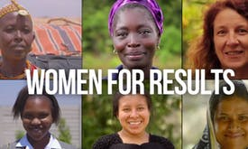 Women don't talk, they deliver results to tackle climate change