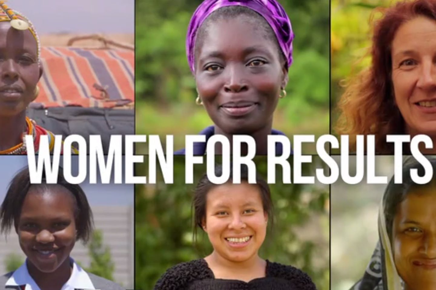 women for results
